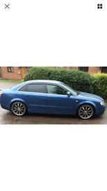 Audi A4 3L Quattro swap?
