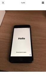 iPhone 7 256gb Jet Black Mint Condition