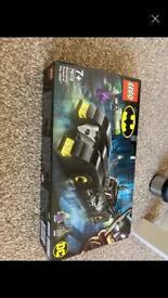 New Lego Batman car