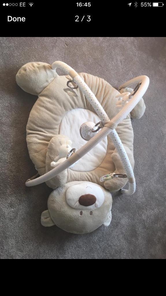 Mothercare baby mat