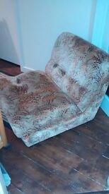 Single Sofa Beds - set of 2