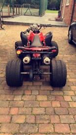 Quad bike 250cc
