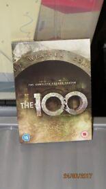 the 100 DVD FILM SECOND SEASON