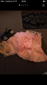 Children's ballet clothes