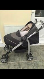 Silver cross 3D travel system. Immaculate condition