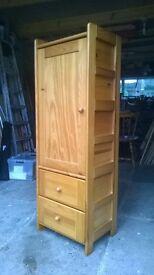 Matured Pine Storage Cabinet For Sale