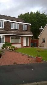 3BED HOUSE FOR RENT £650PCM