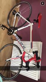 Carrera Road Bike For Sale