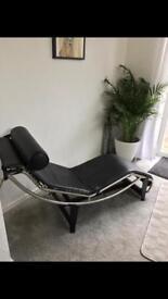 Chez Lounge Chair Black