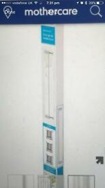 Safety gate extenders