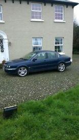 Diesel Jaguar X 45 Miles per Gallon!!