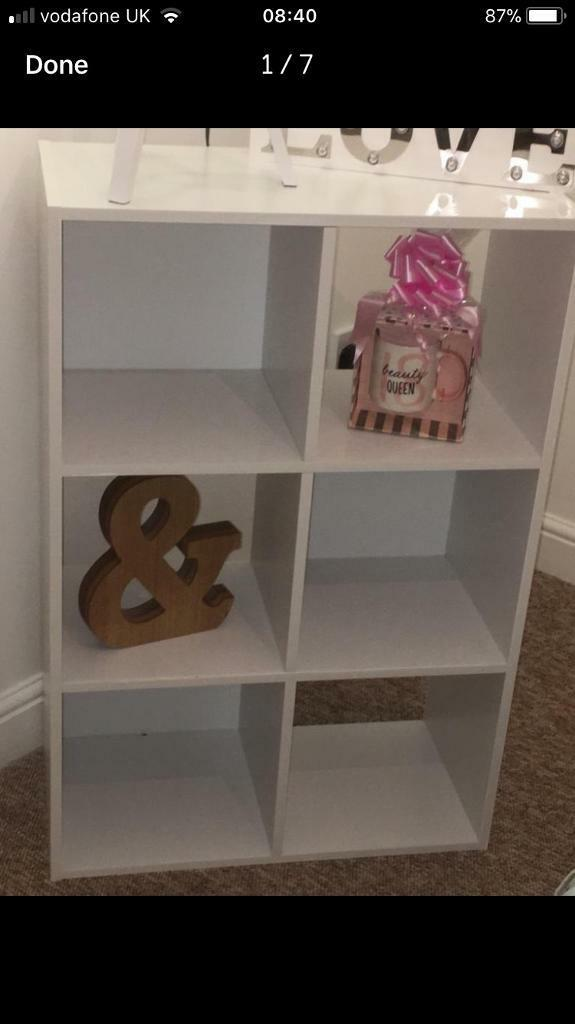 Book shelf /storage shelf