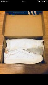 Adidas Trainers White Brand new size 6 RRP £80
