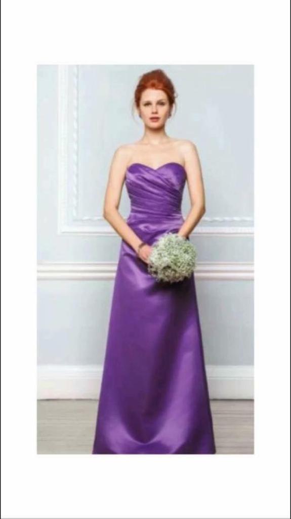 2x size 10 brand new bridesmaid dresses | in Padiham, Lancashire ...