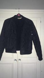 Holister bomber jacket