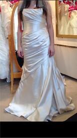 Wedding dress size 14 NEW