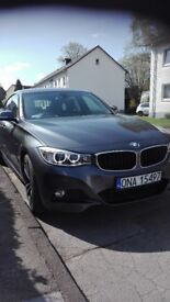 BMW 3GT Xdrive 4x4 .Msport. 2.0 petrol 183