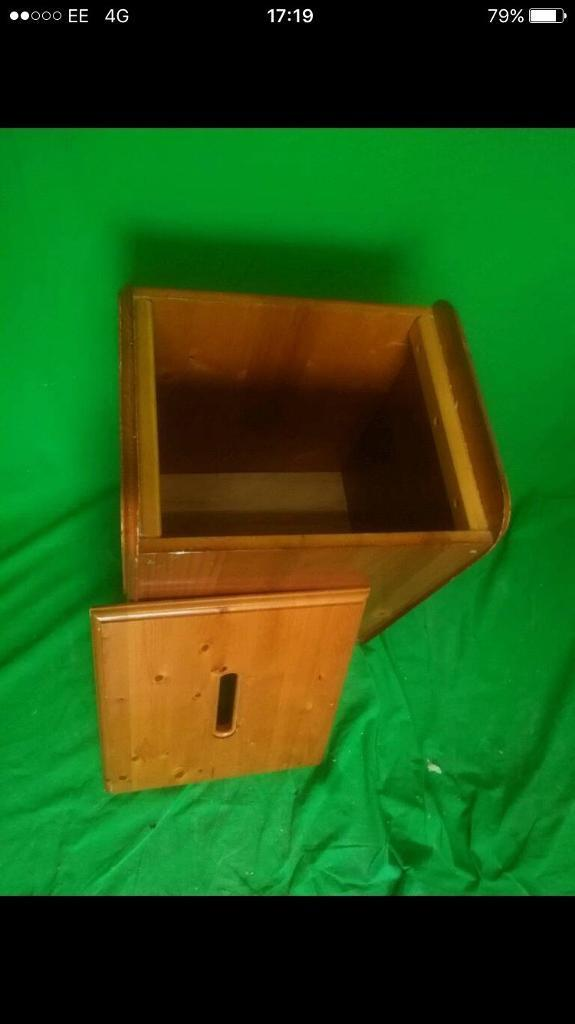 Pine box FREE DELIVERY PLYMOUTH AREA
