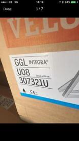 Velux Electric remote control roof windows