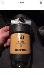 Caterpillar fuel/water separater