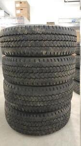 4 pneus Firestone Transforce AT 245/70/17