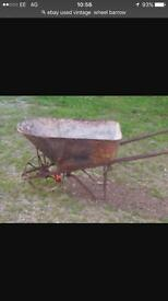 Used wheel Barrow for sale