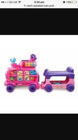 Kids toy train