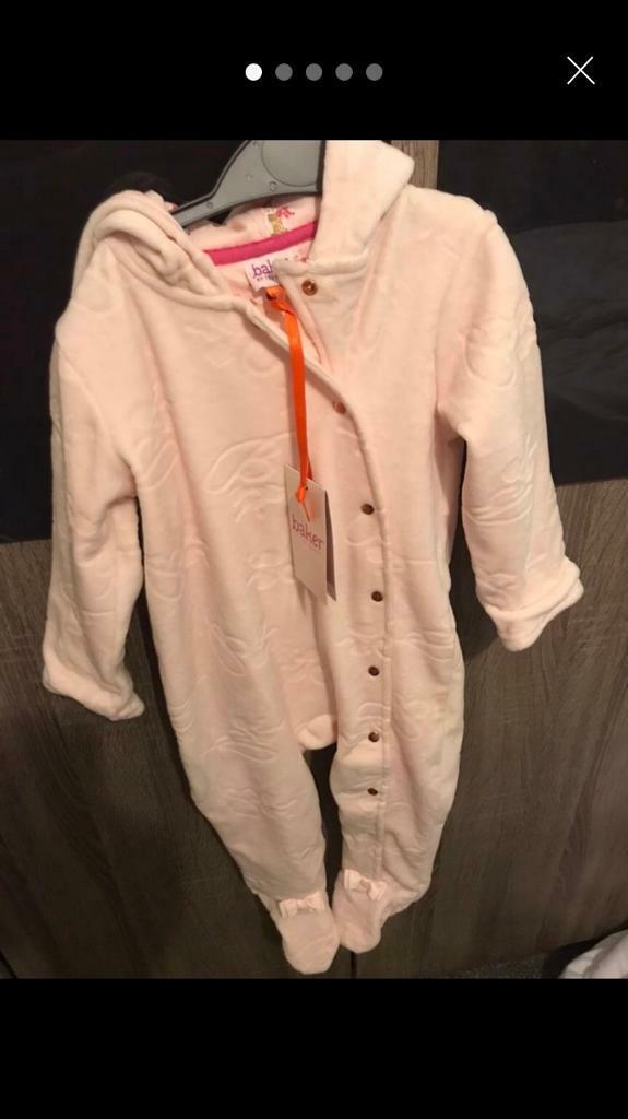 3c7eecce923a Ted baker pram suit BNWT 12-18 Months
