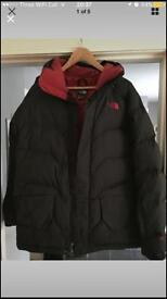 Mens North Face Black Jacket Large £70 ono