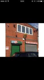Retail storage or office to let