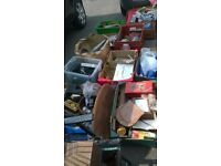 HUGE JOB LOT CAR BOOT RESELL