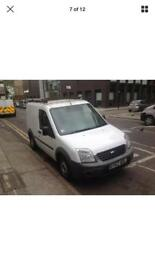 FORD TRANSIT CONNECT 2012 NO VAT