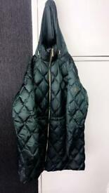 Green Michael Kors Jacket