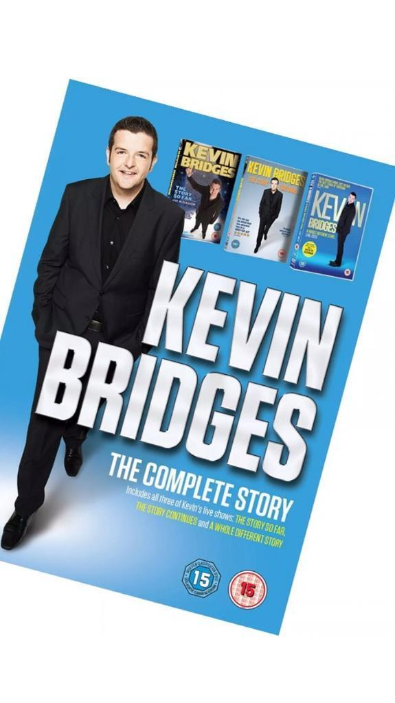 Kevin Bridges 'the complete story'