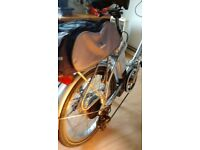 city freedom aprox two years old good order nice bike never let me down good batterey ete £220 ono