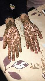 Henna / Mehndi Artist with over 8 years experience!!! Prices start from £5