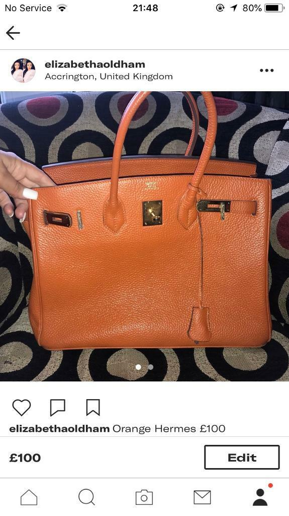 c4bcdc4f48 ... discount hermes bagin church lancashire hermes bag 100 hermes bag .  posted by lizzy 8b039 9e424