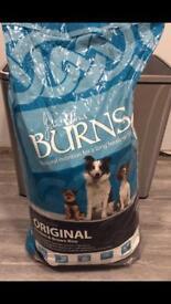 BURNS ORIGINAL DOG FOOD 15KG