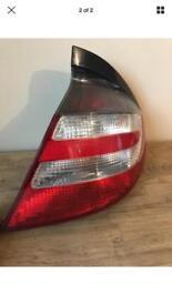 Mercedes Benz c class kompressor d/s tail light £50