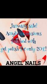 Angel nails portadown ( high street mall)