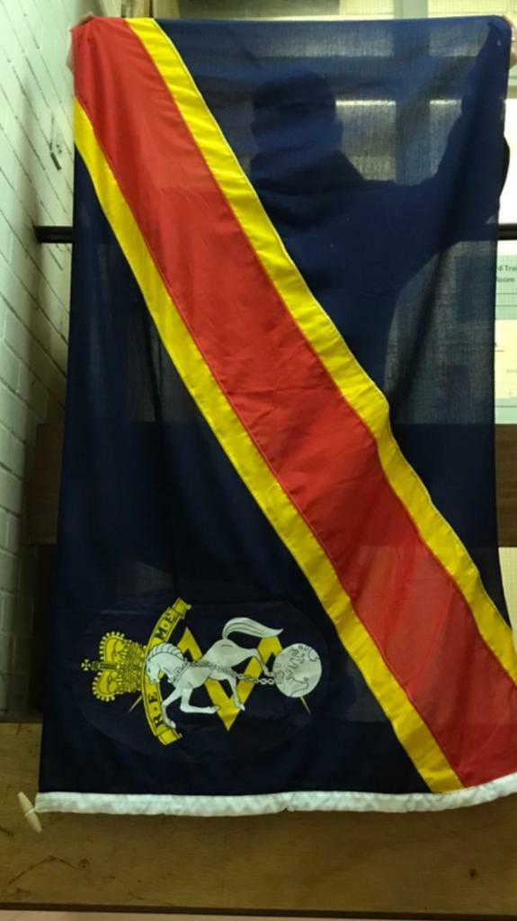 REME Workshop Flag