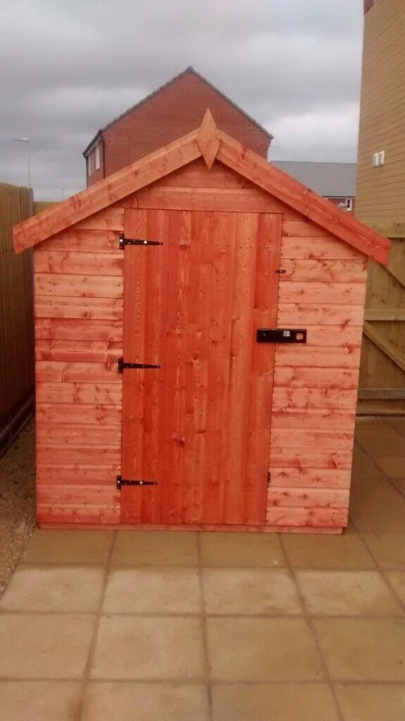 bespoke garden shed 9x6 - Garden Sheds 9x6