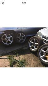 "Ford 16"" ronal alloys"