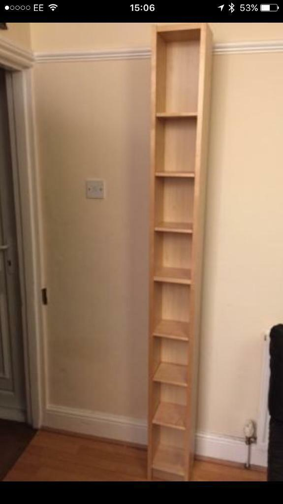 DVD Storage Rackin Southampton, HampshireGumtree - 2nd hand DVD rack, in good condition. Measurements Height 202cmWidth 20cmDepth 17cmPick up only