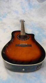 Fender T Bucket Electro Acoustic Guitar