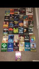 X36 books