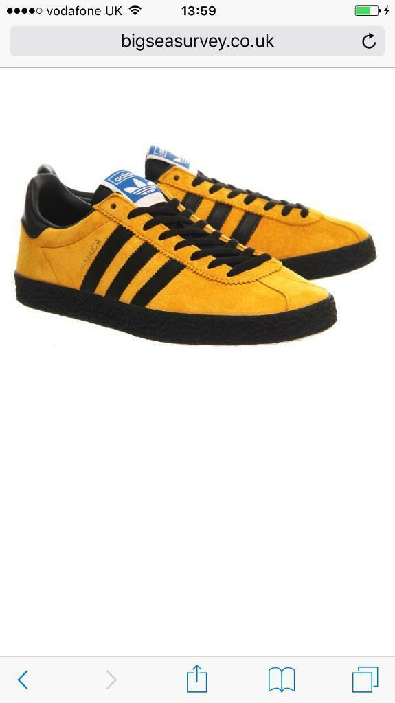 Adidas Jamaica Deadstock sold out Size 9
