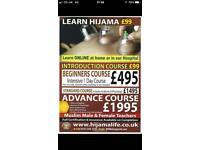 Hijama Course, Training class, Treatment, Cupping, wet,Dry,Fir,Hot,Beauty,Massage,Certified