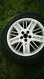 Car wheel 215/55