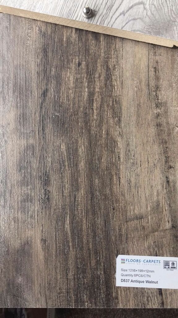 Antique Walnut Laminate Flooring